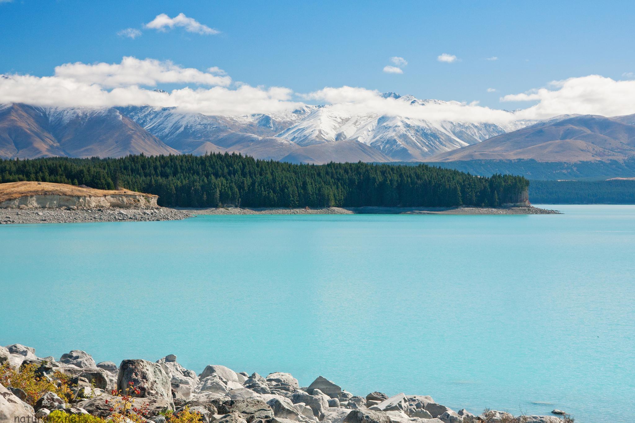 Lake Pukakiが世界3位にランクイン!海外メディアの「世界でもっとも透明な水9選」