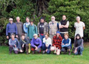 モツオラ島(オークランド)で5日間の植林ボランティア体験談