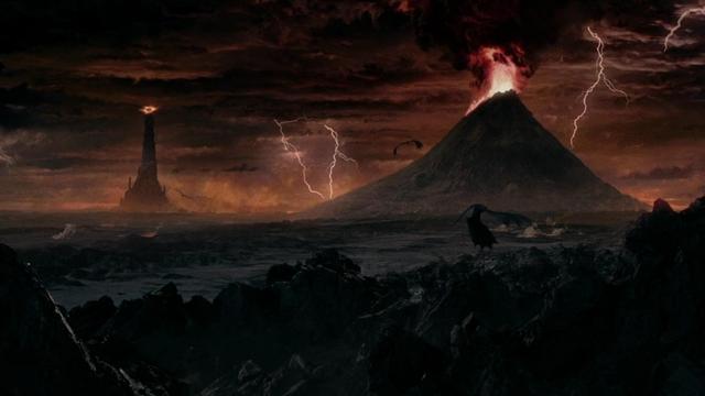 映画ロードオブザリングの『滅びの山』に日帰りで登る方法