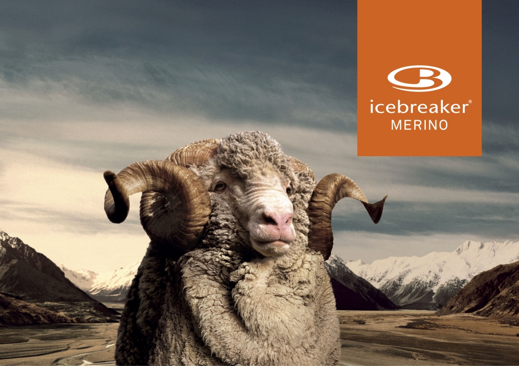 ニュージーランド産メリノウールを使用!NZ発アウトドア・ブランド【アイスブレーカー】を知ろう