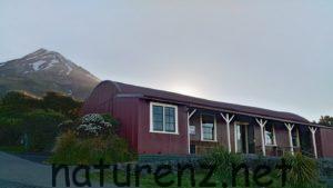 タラナキ エグモント キャンプハウス 山小屋 富士
