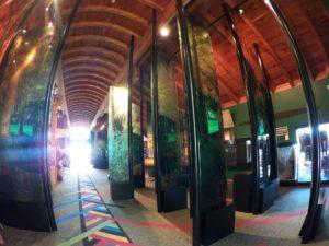 オークランド 観光スポット アラタキ ビジターセンター 観光案内所