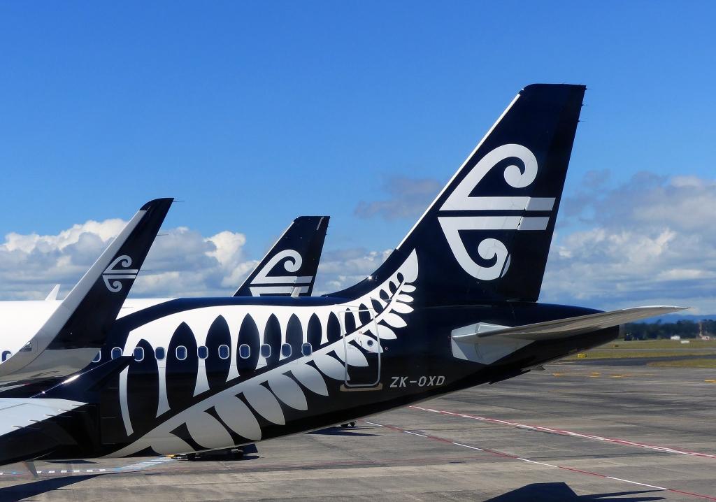 ニュージーランド航空のロゴ「コル」と「シルバーファーン」に込められた願い