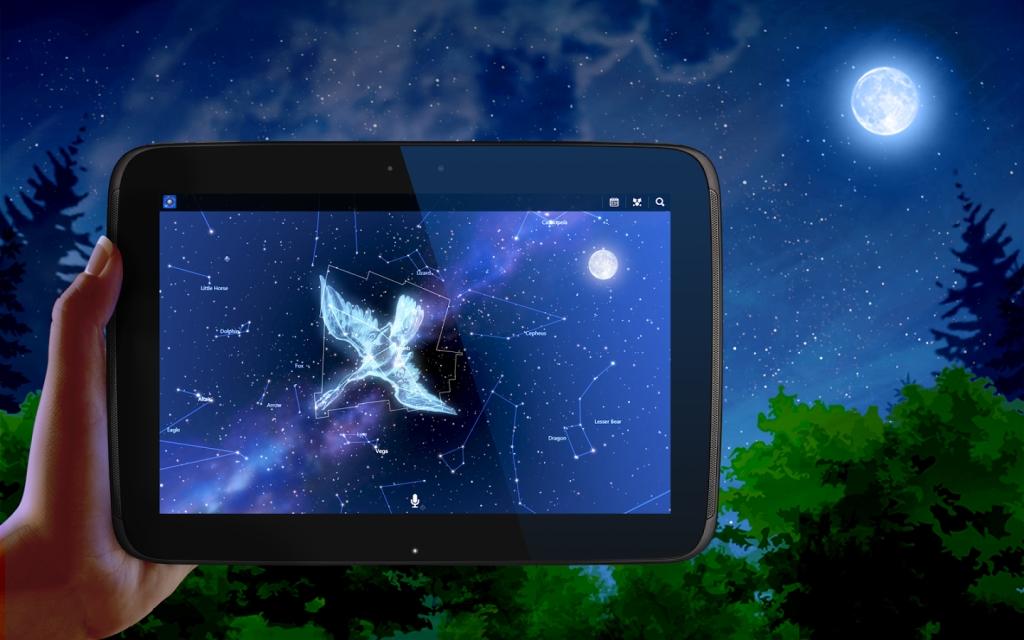 ニュージーランドの星空観察にぴったり!天体観測アプリ「星座表」を使おう