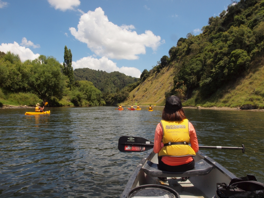 【グレートウォーク – ファンガヌイ・リバー】 カヌーでの川下りを実行に移すまでの3つのステップ