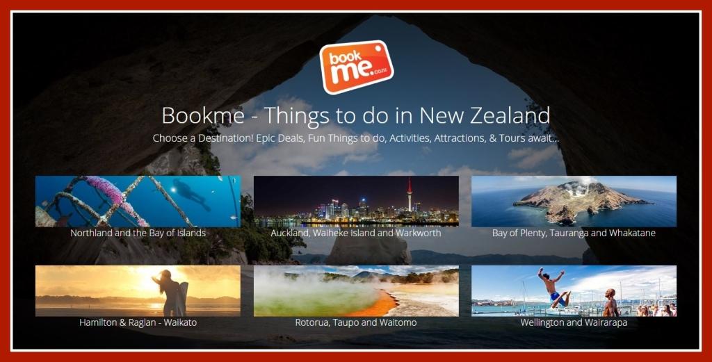 あの観光施設も50%OFF!? ニュージーランドの割引・クーポンサイト2選