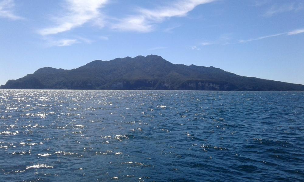 リトルバリア島