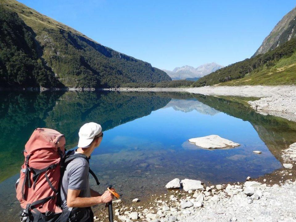 NZ3,000kmハイク「テ・アラロア」に挑戦!北井栄治さんに話を聞いてきた。
