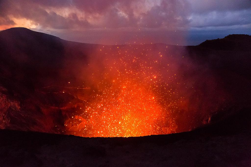 実は火山の真っただ中のオークランドシティー。次の噴火はいつ!?